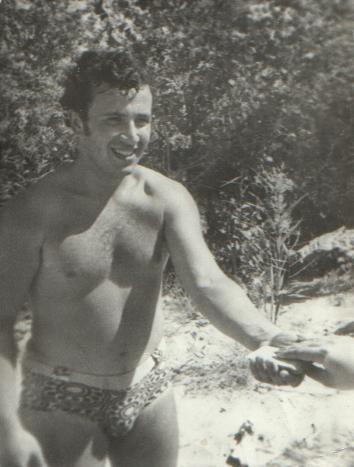 старые пляжные фото